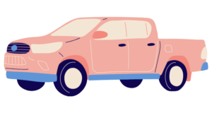 Pick-up truck | Types of car body