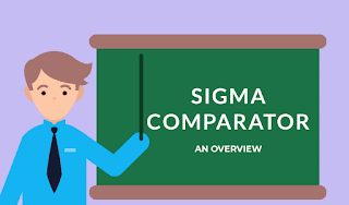 Sigma comparator – construction, working, and uses with PDF